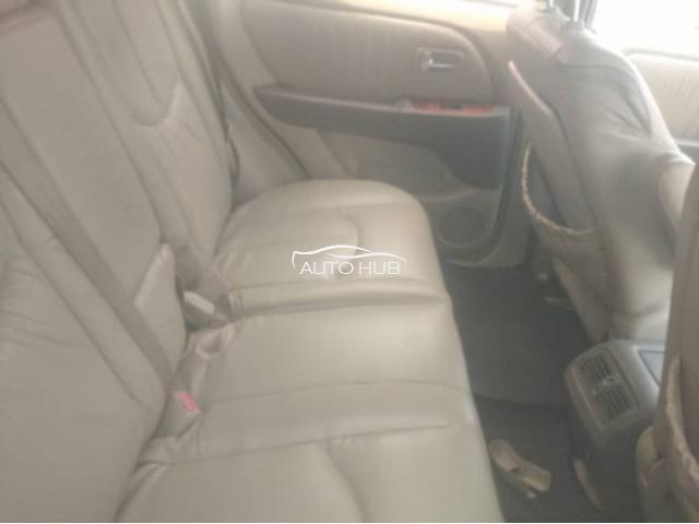 2000 Lexus RX300 White