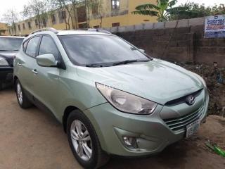 2012 Hyundai IX35 Green