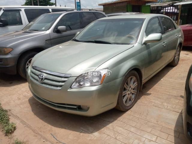 2006 Toyota Avalon Green