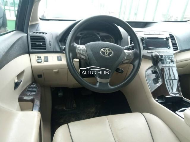 2012 Toyota Venza Gold
