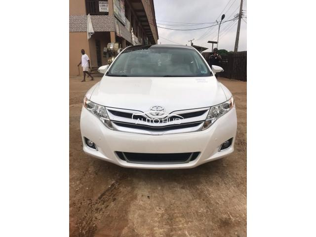 TOYOTA VENZA 2014 LIMITED