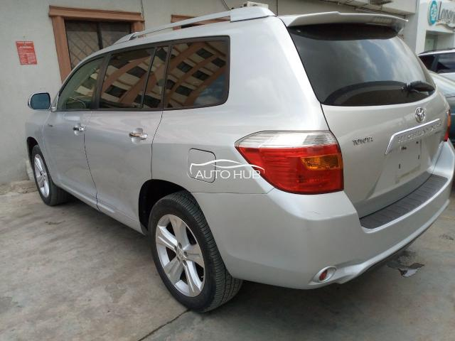 Toyota Highlander 2008 limited edition