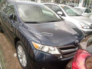 2015 Toyota Venza Blue