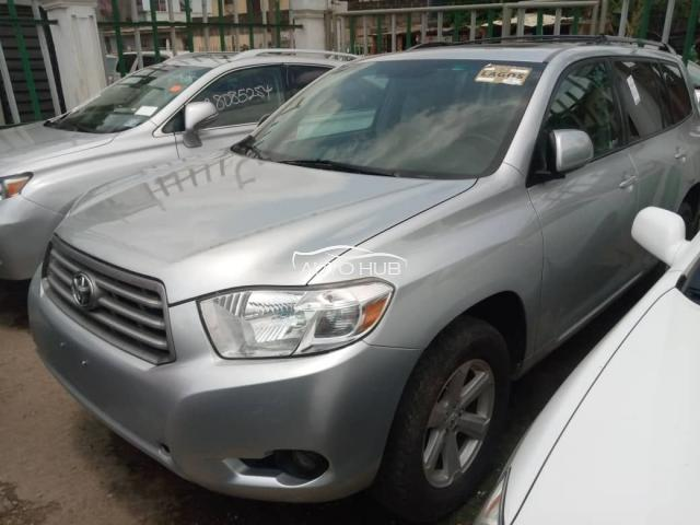 2010 Toyota Highlander Silver