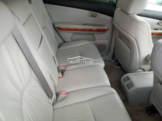 2007 Lexus RX350 White
