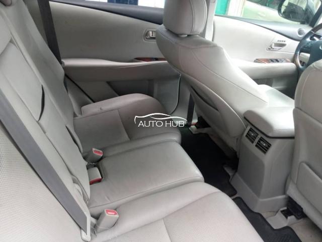 2018 Lexus RX350 Black