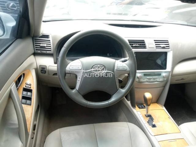 2007 Toyota Camry XLE White