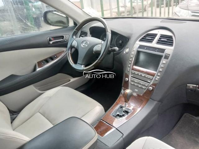 2010 Lexus ES350 Grey