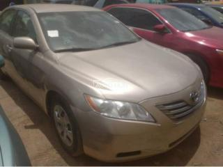 2008 Toyota Camry LE Gold