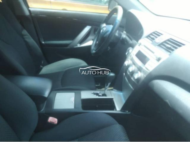 2011 Toyota Camry Sport Black