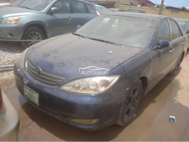 2003 Toyota Camry Blue