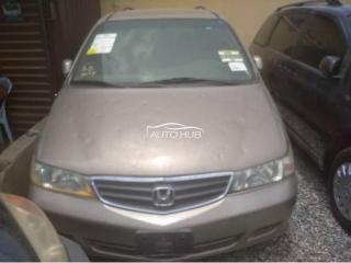 2005 Honda Odyssey Gold