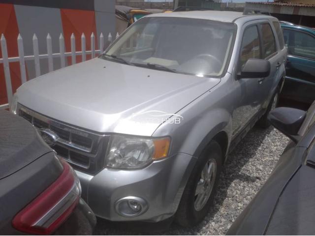 2006 Ford Edge Silver