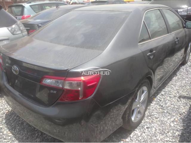 2012 Toyota Camry Grey