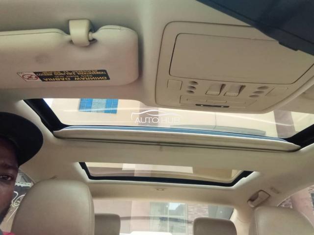 2007 Lexus ES350 white