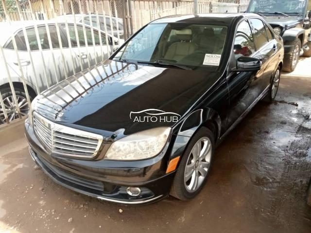 2006 Mercedes Benz C300 Black