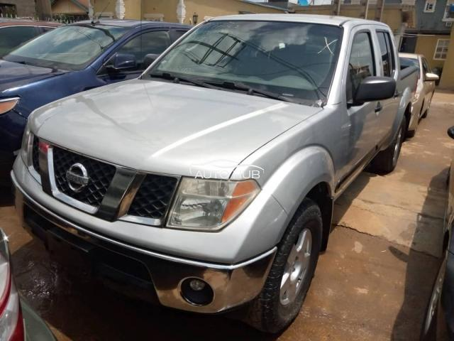 2006 Nissan Frontier Silver