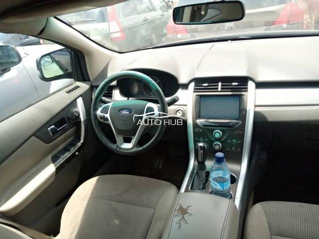 2011 Ford Edge Blue
