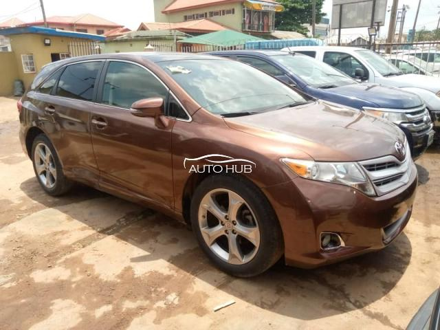 2012 Toyota Venza Gold