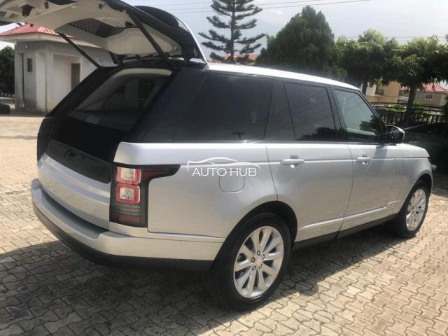 Range Rover HSM