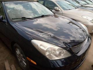 2004 Lexus ES330 Black