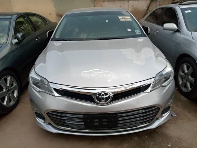 2015 Toyota Avalon Silver