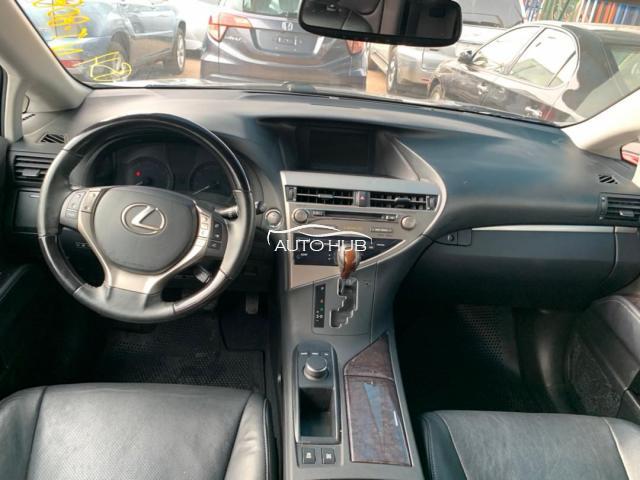 2013 Lexus RX350 Grey