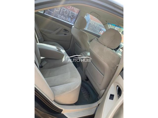 2007 Toyota Camry Grey