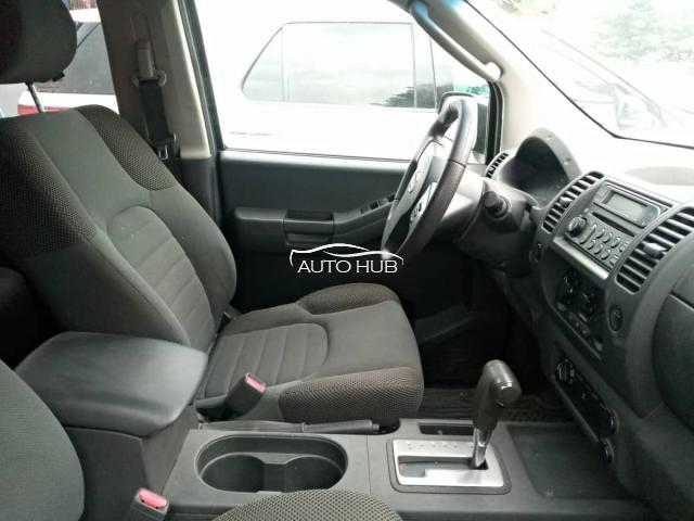 2006 Nissan Xterra Black