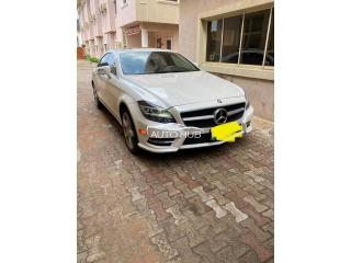 2015 Mercedes Benz CLS550 White