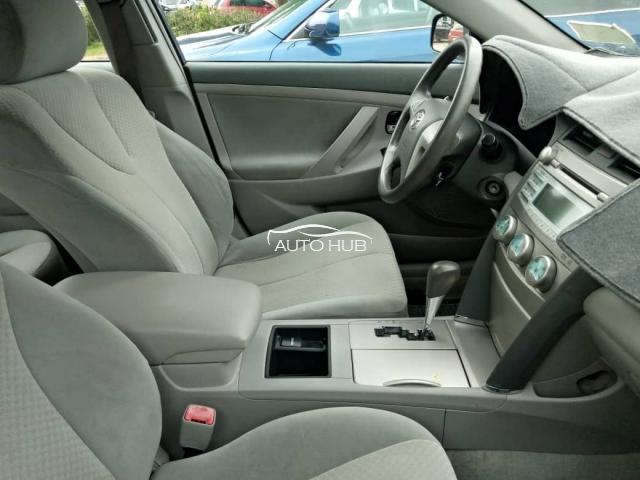 2007 Toyota Camry Black