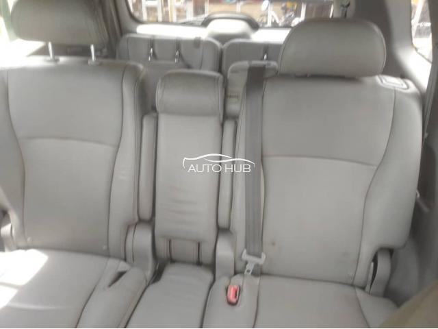 2012 Toyota Highlander Grey