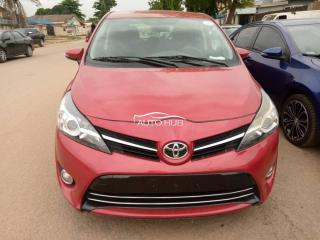 2013 Toyota Verso Red