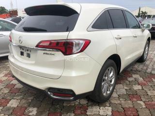 Acura RDX White 2017