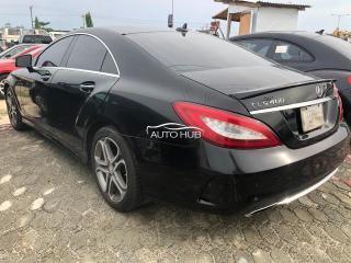 Benz CLS400 2017 Black