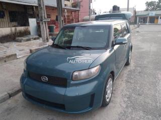 2009 Toyota Scion XB Blue