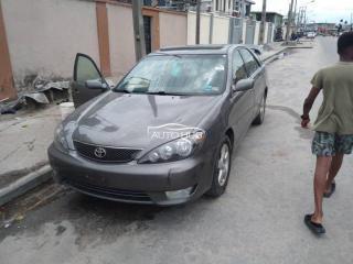 2005 Toyota Camry Gray