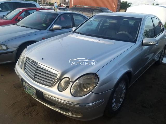 2006 Mercedes Benz E240 Silver