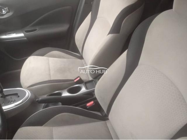 2011 Nissan Juke Grey