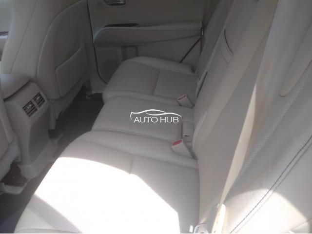 2014 Lexus RX 350 Grey