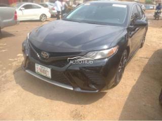 2018 Toyota Camry Black
