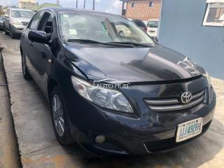 Registered Toyota Corolla 2008