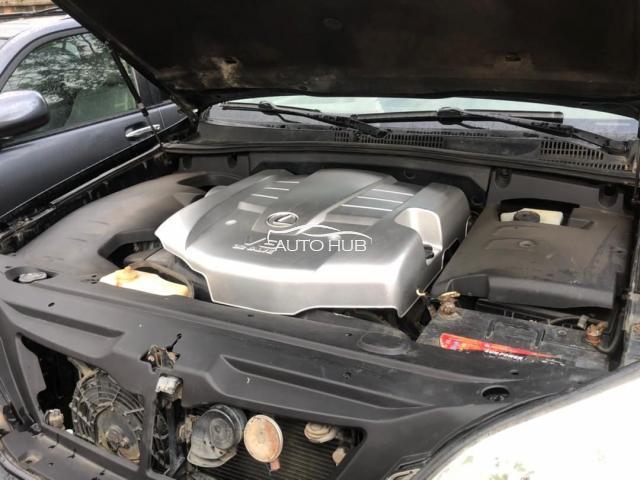 2006 Lexus GX 470 Black
