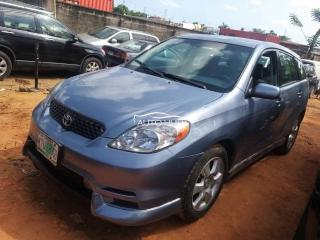 2005 Toyota Matrix Blue