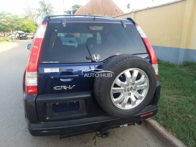 2005 Honda CRV Blue