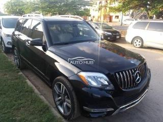 2015 Mercedes Benz GLK Black