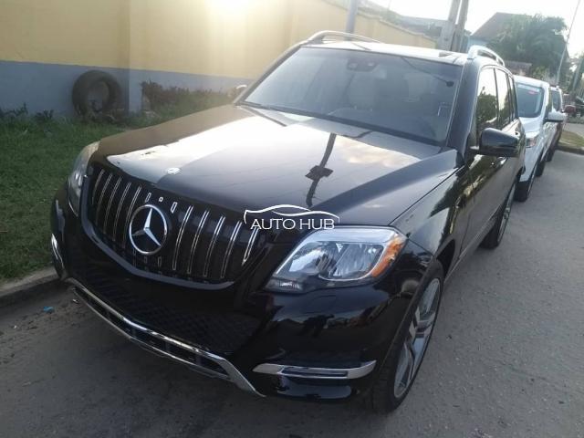 2015 Mercedes Benz GLK Black