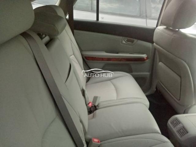 2008 Lexus RX350 Blue