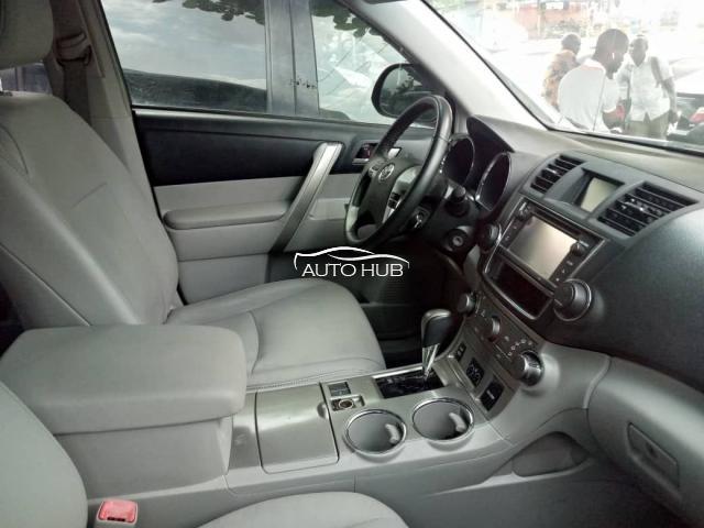 2013 Toyota Highlander White