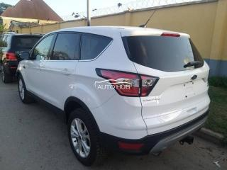 2017 Ford Escape White